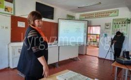 Белек айылында өткөрүлгөн медиа маалыматтык сабаттуулук семинары