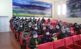 Апрель айында Кочкор районунун Төлөк айылында өткөрүлгөн медиа маалыматтык сабаттуулук семинары