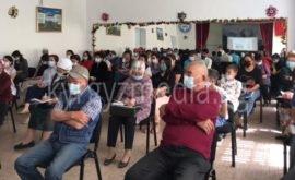 Чүй облусунун Таш-Дөбө айылында медиа маалыматтык сабаттуулукка арналган семинар